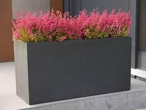 Blumenkübel Fiberglas Aussen : pflanztrog d bundesgartenschau aus fiberglas in schwarz ~ Sanjose-hotels-ca.com Haus und Dekorationen