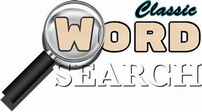 Word Clipart Wordsearch Transparent Words Classic Clip