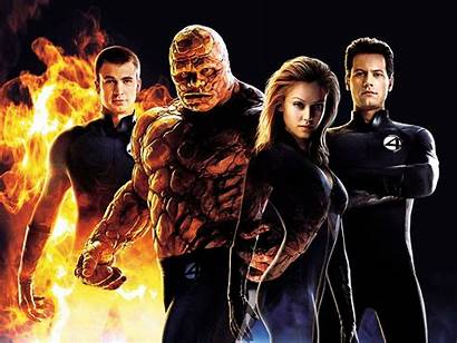 Fantastic Marvel Human Torch Characters Disney Four