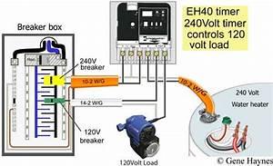 Intermatic Eh40 Wiring Diagram