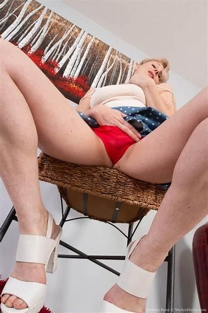 Dakota Rose Skirt Wearehairy Orgasm Hairy Strips