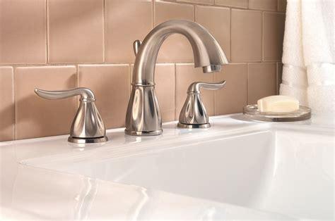 pfister sedona  handle  widespread bathroom faucet