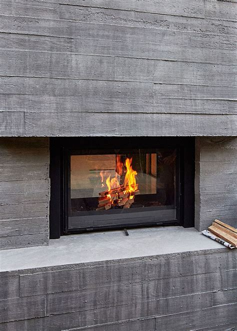 contemporary melbourne home  timber screen