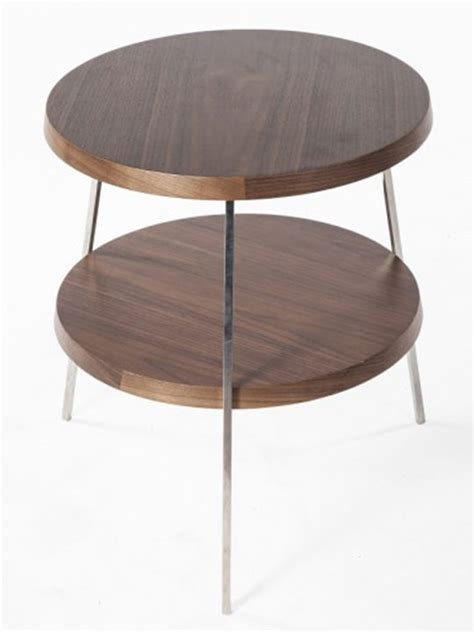 Modish Side Table  Modern Furniture • Brickell Collection