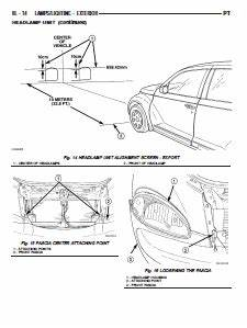 mitsubishi transaxle diagrams transmission diagram wiring With 1990 eagle laser plymouth talon electrical system 8211 relay control and sensor