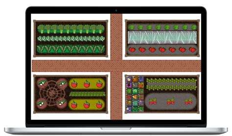 vegetable garden planner  garden design software