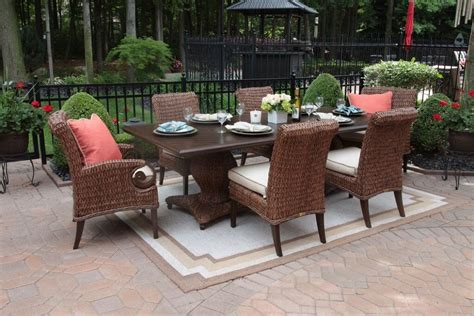 aerin collection all weather wicker patio furniture 6