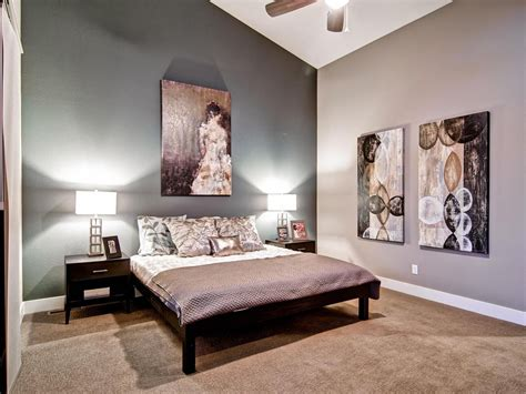 bedroom decorating ideas for gray master bedrooms ideas hgtv intended for bedroom