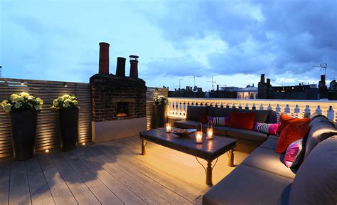 country bathroom ideas your roof terrace lighting design cullen lighting