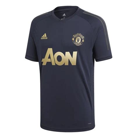 Manchester united scores, results and fixtures on bbc sport, including live football scores, goals and goal scorers. Manchester United Adidas Navy UCL Training Jersey 2018/19 ...