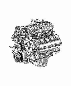 Ram 1500 Engine  Long Block  Remanufactured