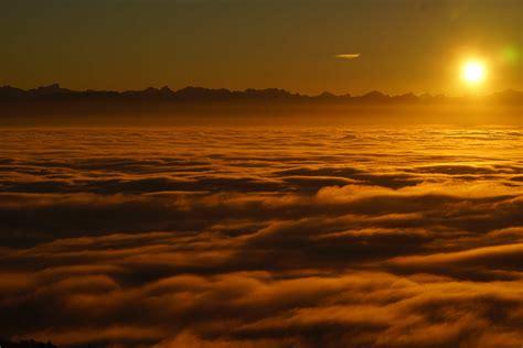 picture sunrise dawn sun dusk cloud