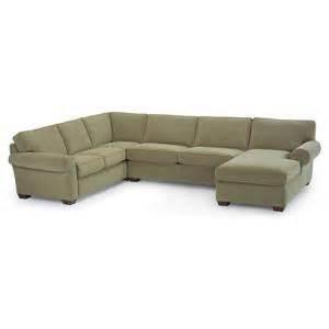 flexsteel vail 107 quot vail conversation sofa conlin s