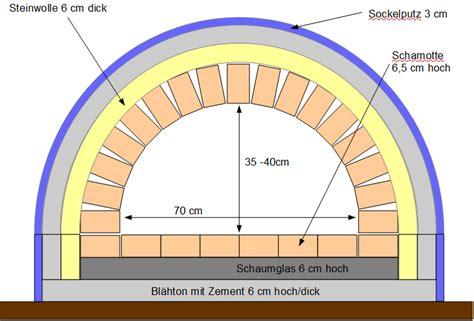 Holzbackofen Isolierung Steinwolle by Tunnel Oder Kuppel Grillforum Und Bbq Www
