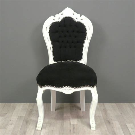 chaise baroque blanche formidable chaise baroque blanche pas cher 1 chaise