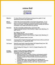 substitute resume objective 11 substitute resume exles data analyst resumes