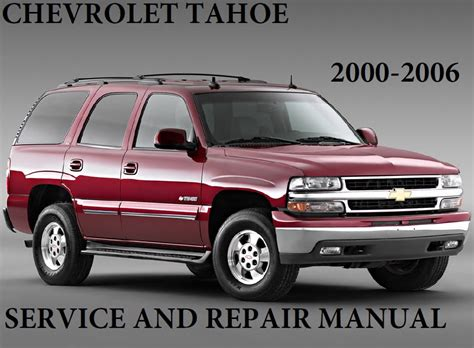 car service manuals pdf 2003 chevrolet avalanche 2500 on board diagnostic system chevrolet tahoe 2000 2006 service and repair manual pdf