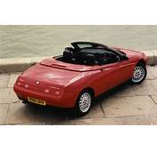 Alfa Romeo Spider Convertible Review 1996  2004 Parkers