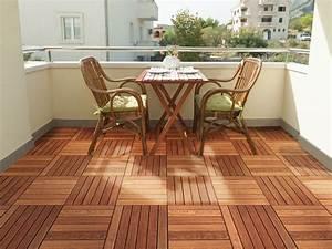 Klick Fliesen Holz : klick fliesen terrasse verlegen holzfliesen akazie arden ~ Michelbontemps.com Haus und Dekorationen