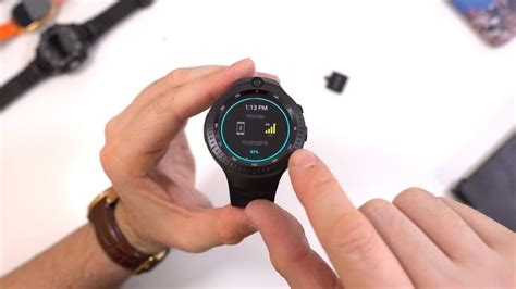 zeblaze thor 4 dual review android smartwatch with dual
