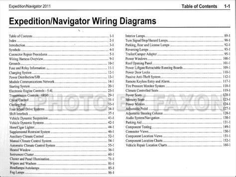 ford expedition wiring diagrams wiring forums