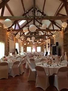 Décoration Salle Mariage : decoration salle mariage avec poutre ~ Melissatoandfro.com Idées de Décoration