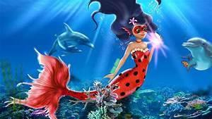 Miraculous Speededit  Ladybug Like A Mermaid