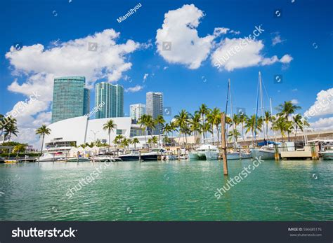 Boat Shows In Florida In February by Usa Florida Miami February 17 2017 Stock Photo 596685176