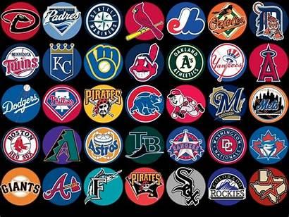 Mlb Logos Team Teams Baseball Clipart Clip