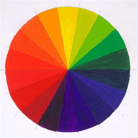Color Lesson Creative Color Color Wheel Paint For Your Home Inspirations