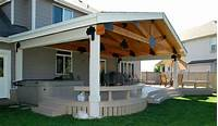 covered porch ideas Beautiful Covered Deck Plans #3 Covered Deck Designs Plans | Newsonair.org