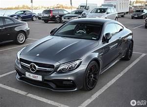 Mercedes Coupe C : mercedes amg c 63 s coup c205 6 may 2016 autogespot ~ Melissatoandfro.com Idées de Décoration