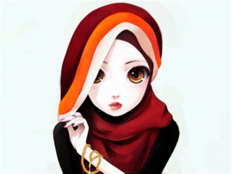 Perlu Anda Ketahui Animasi Kartun Hijab