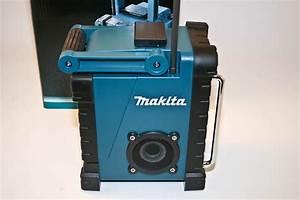 Makita Radio Bmr100 : makita bmr100 baustellenradio incl netzteil neu ~ Orissabook.com Haus und Dekorationen