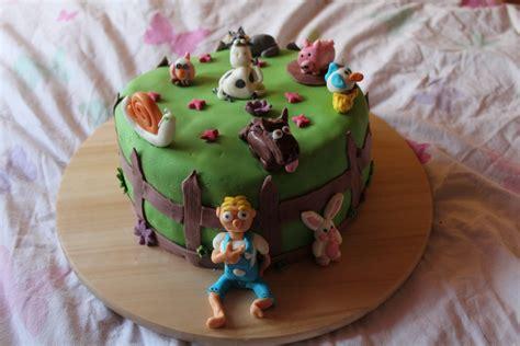 cuisiner sans lait et sans gluten gâteau d 39 anniversaire les animaux de la ferme qui aime