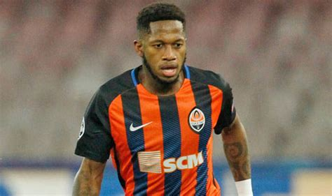 Man City Agree To Sign Fred And Blow Man Utd Away