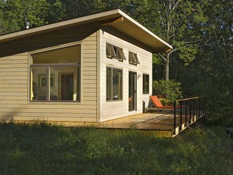 rumah kayu minimalis modern cabin versi houzz