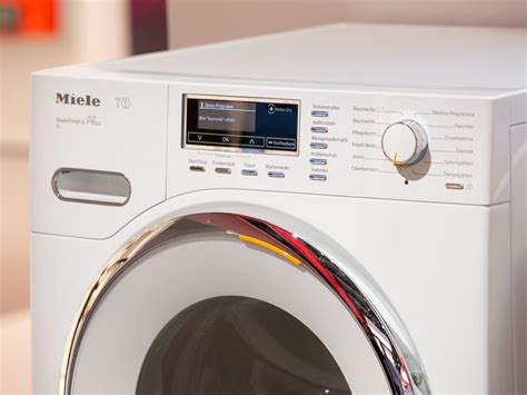 miele w classic miele s new washer gives you with an app cnet