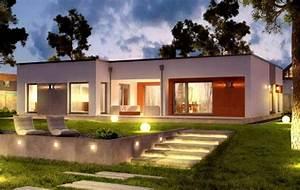 Bungalow 200 Qm : bungalow modern grundriss die neuesten innenarchitekturideen ~ Markanthonyermac.com Haus und Dekorationen