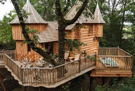 Tree House Airbnb Greatest Treehouses To Rent On Airbnb Supercompressor Com
