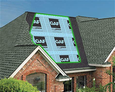 Gaf Deck Armor Metal Roof by Gaf Sous Couches 224 Haute Performance Feutre Toiture Et