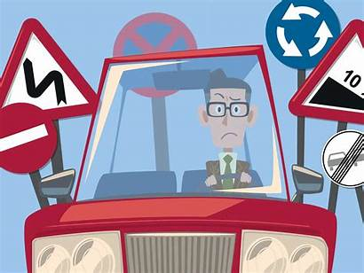 Driving Test Pass Motoring Skills Scratch Cars