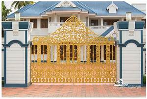 Wall gate design keralareal estate kerala free classifieds