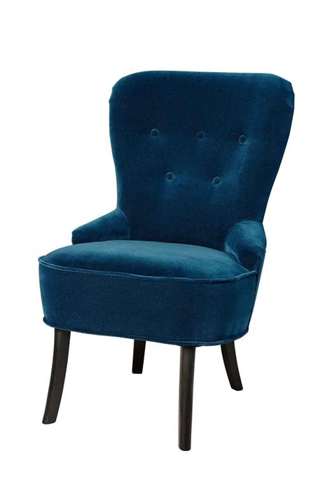 the velvet ikea armchair will go