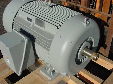200 Hp Electric Motor by New Siemens 200 Hp Electric Motor Severe Duty 3575 Rpm