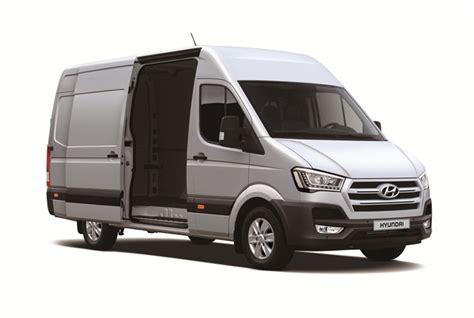 Hyundai Could Bring Commercial Van To Us  Top News
