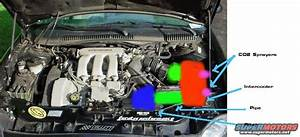 1999 Ford Taurus Engine Picture