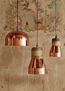 Suspension Luminaire Cuivre : la suspension cuivre est en vogue ~ Teatrodelosmanantiales.com Idées de Décoration