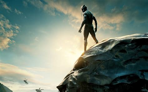 Black Panther 2018 Movie Hd Wallpaper  Hd Wallpapers