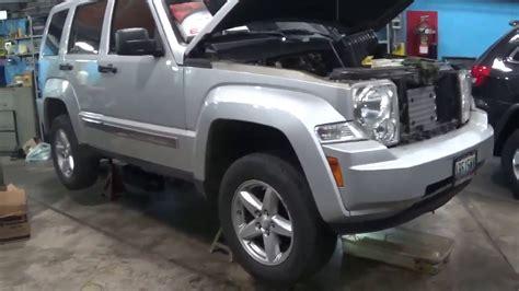 jeep liberty kk servicio de mantenimientos